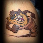 Looney Tunes Tattoo