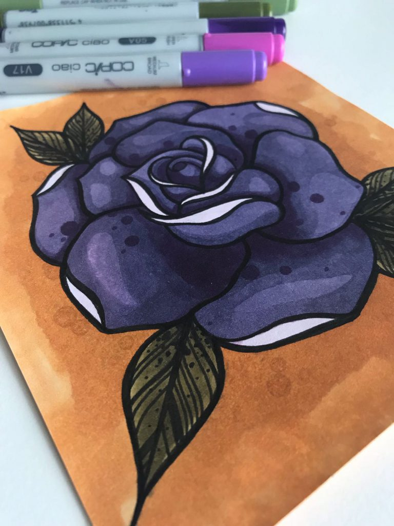 Tattoo Motiv Rose