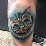 Katze Tattoo