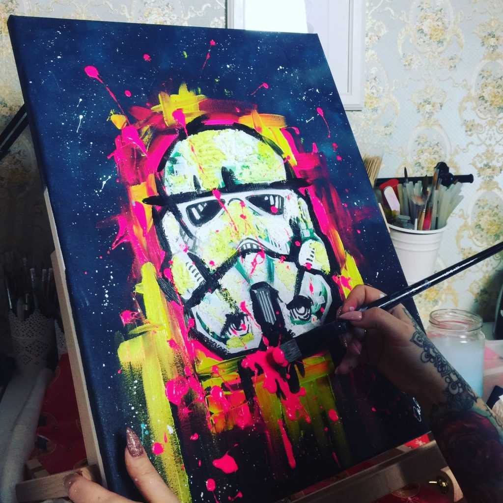 Star Wars Sketch